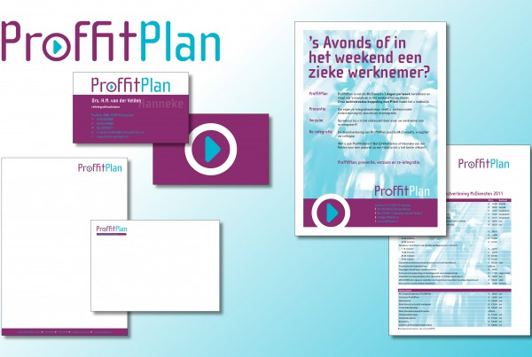 portfolio impressie van ProffitPlan